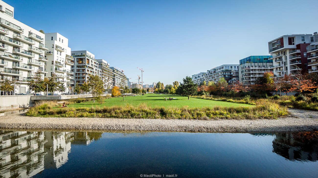 Quartier des affaires, Boulogne-Billancourt - French Vadrouilleur