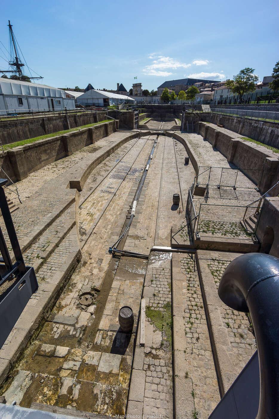 Petit tour sur l 39 hermione rochefort french vadrouilleur for Rochefort construction