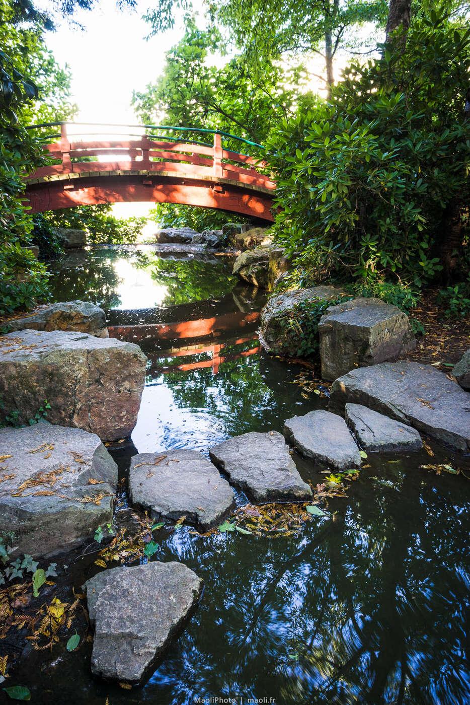 L 39 le de versailles nantes french vadrouilleur for Le jardin japonais nantes