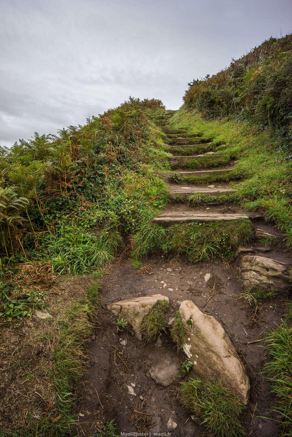 Sentier de randonnée du Kermorvant