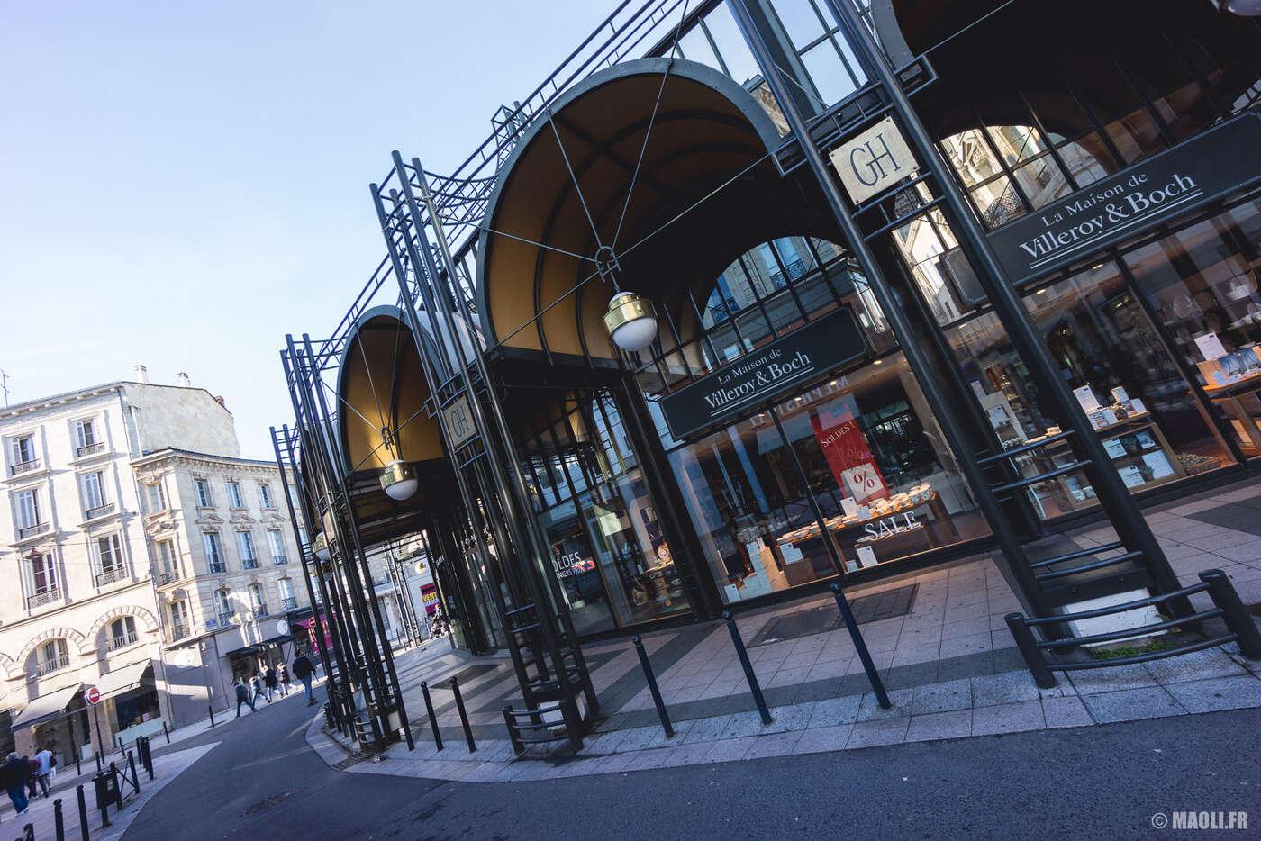 Centre Commercial Les Grands Hommes