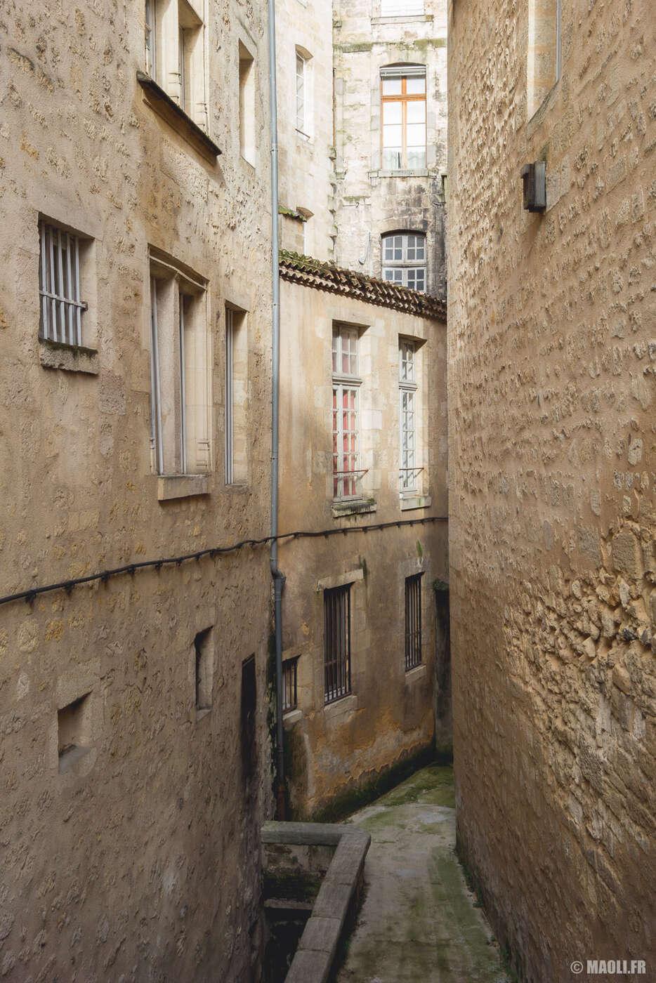Rues de Bordeaux