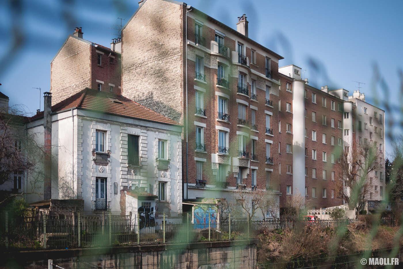 Immeubles Asnières-sur-Seine