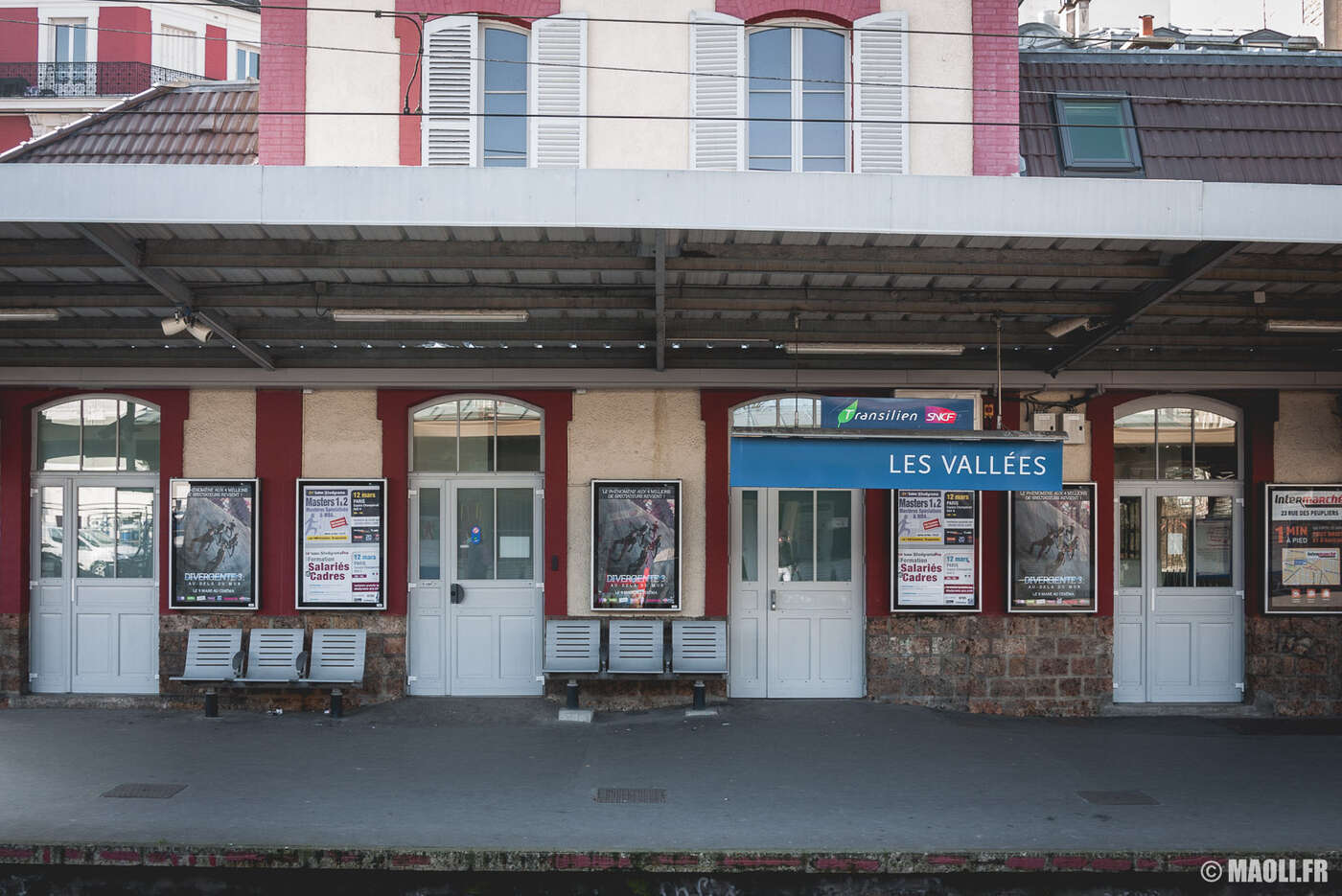 Gare des Vallées