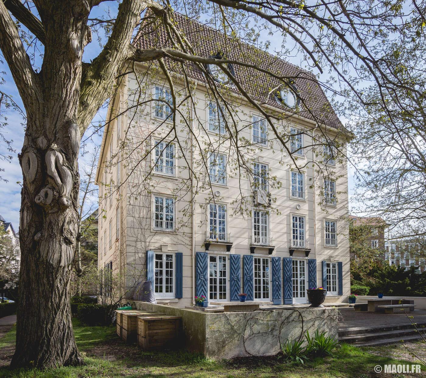 Maison des Etudiants Suédois