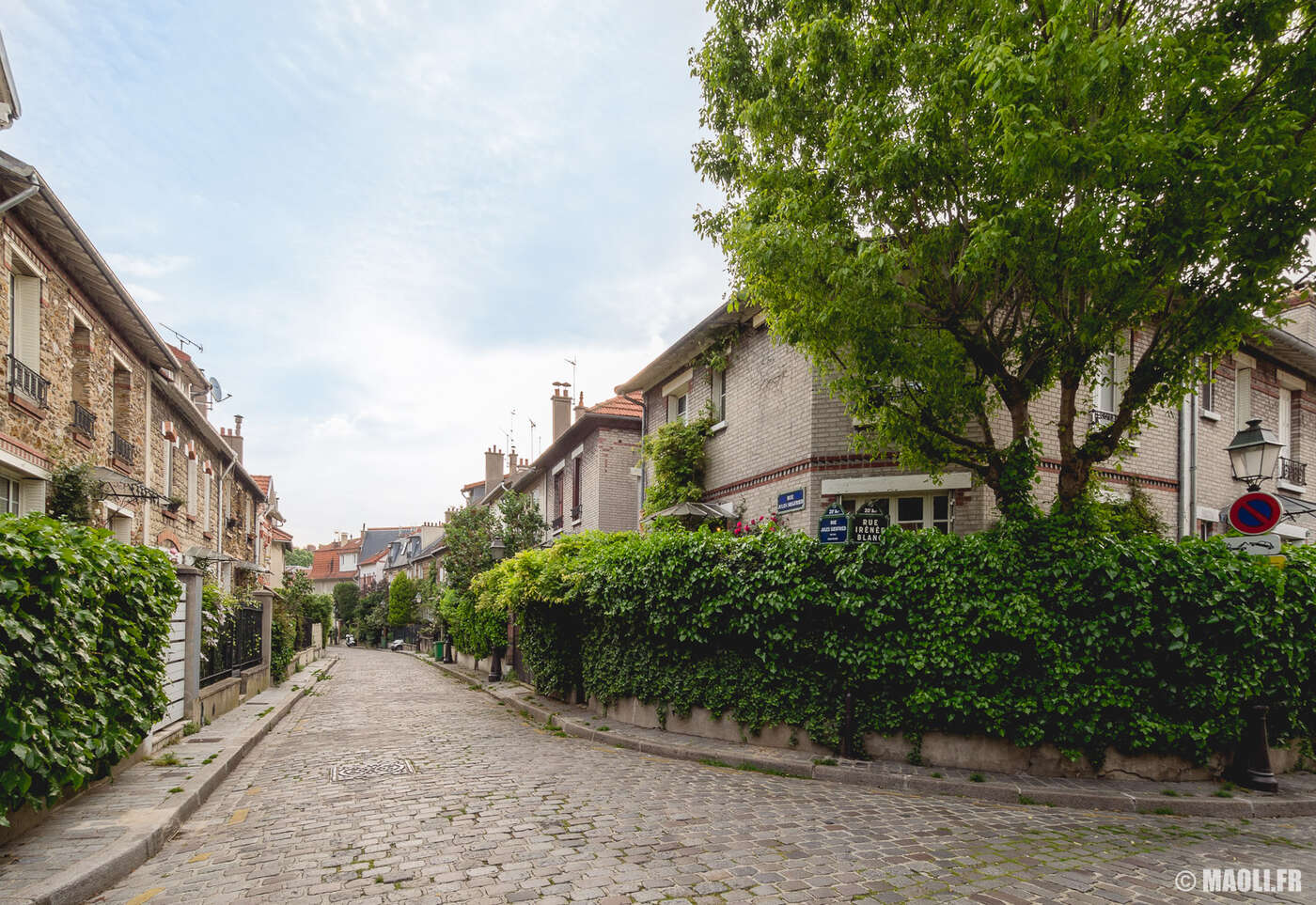 Campagne à Paris