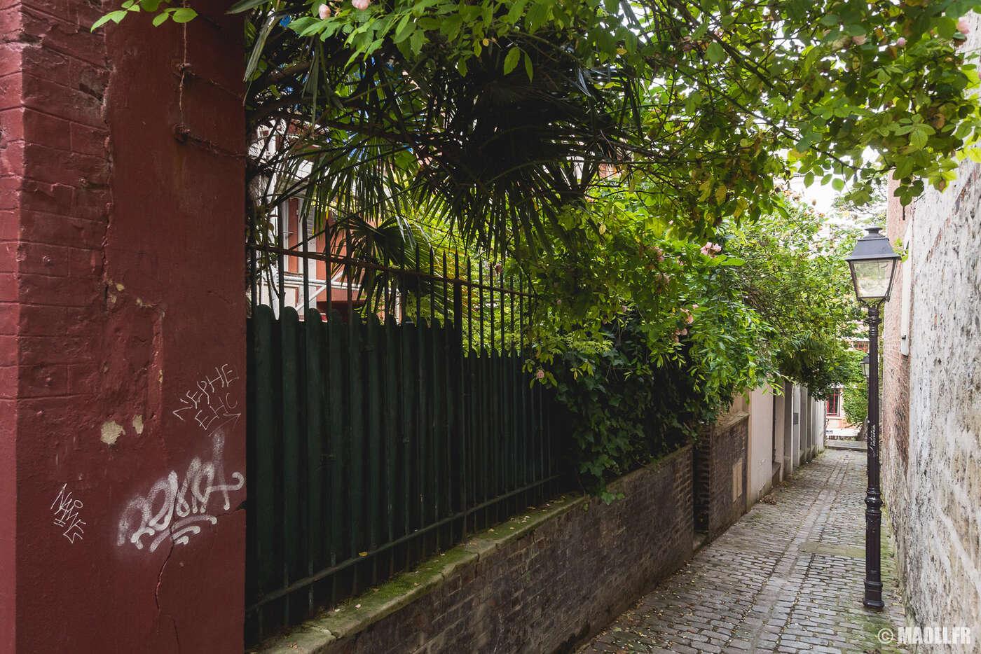 Le passage Plantin