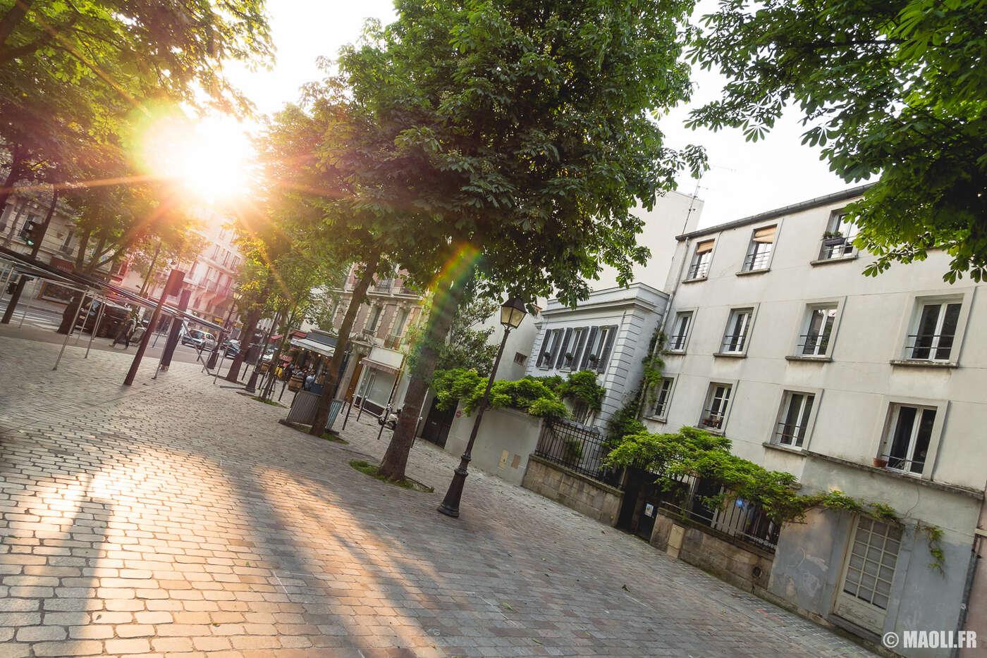 Place du Guignier