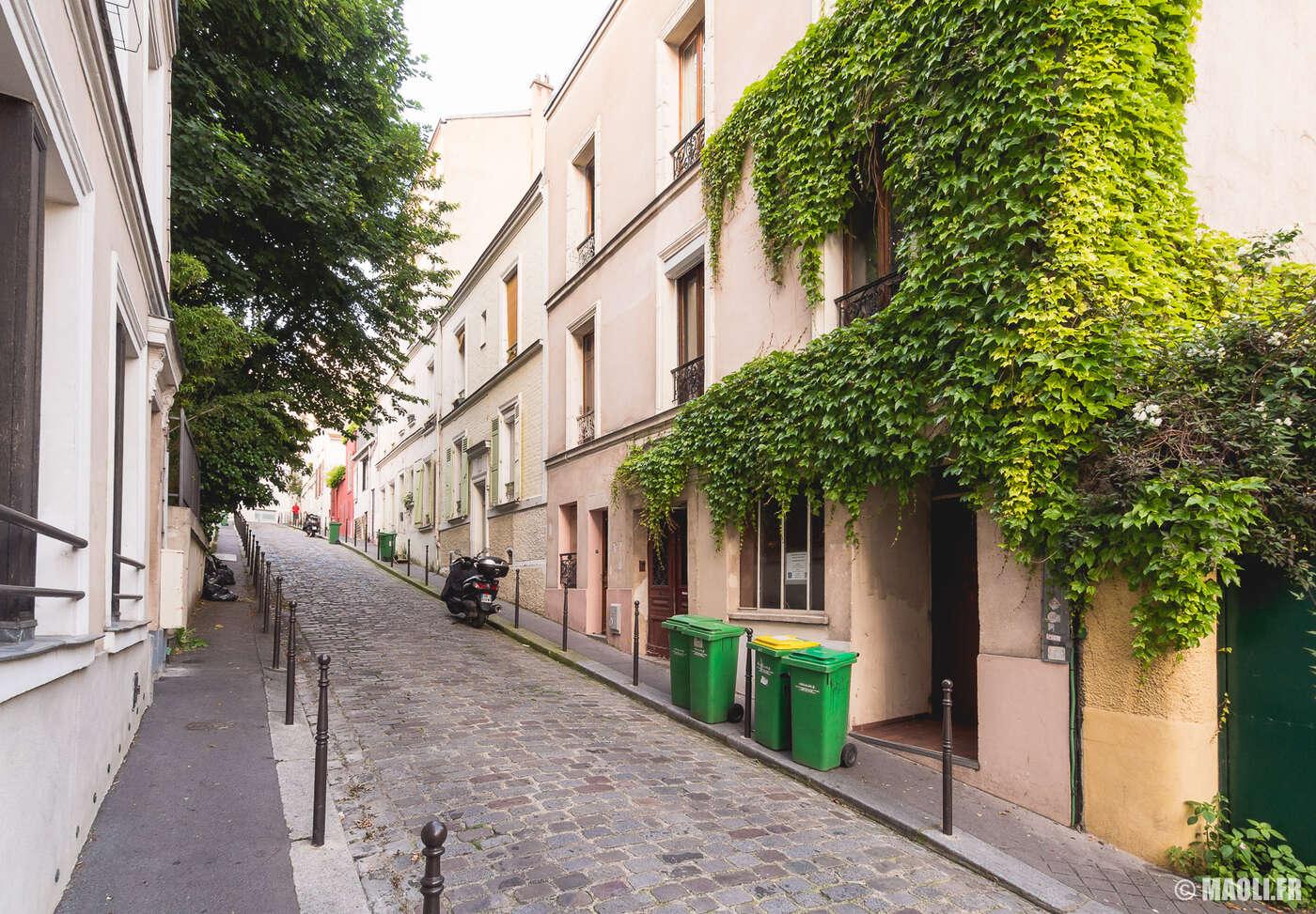 Rue Laurence Savart