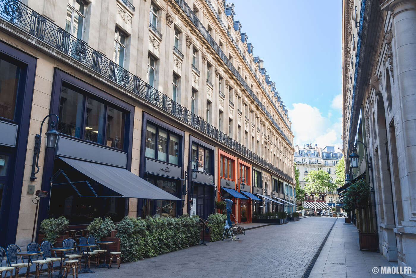 Rue Edouard VII