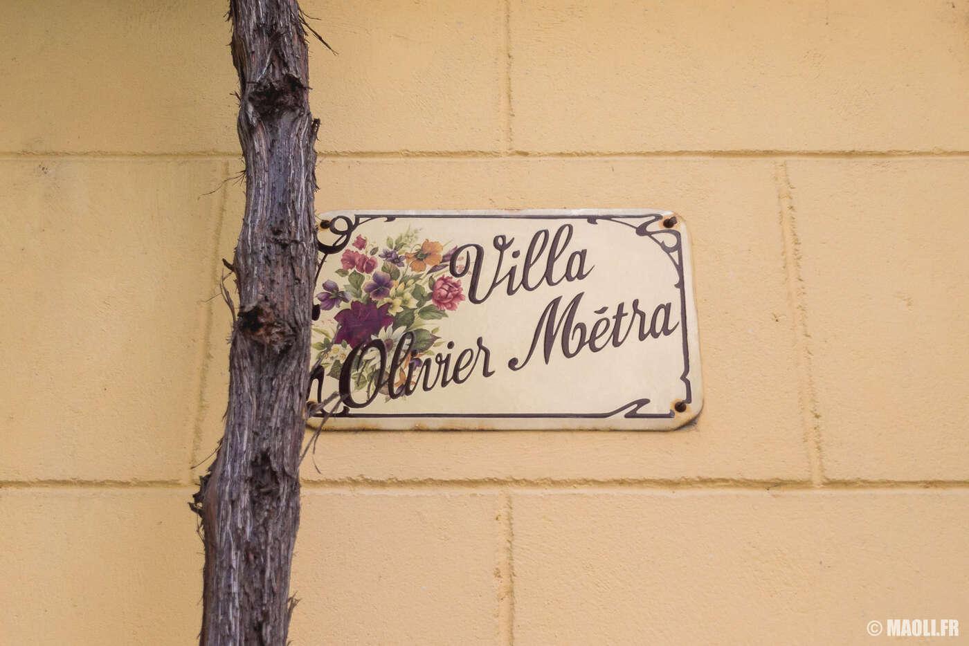 Villa Olivier-Métra