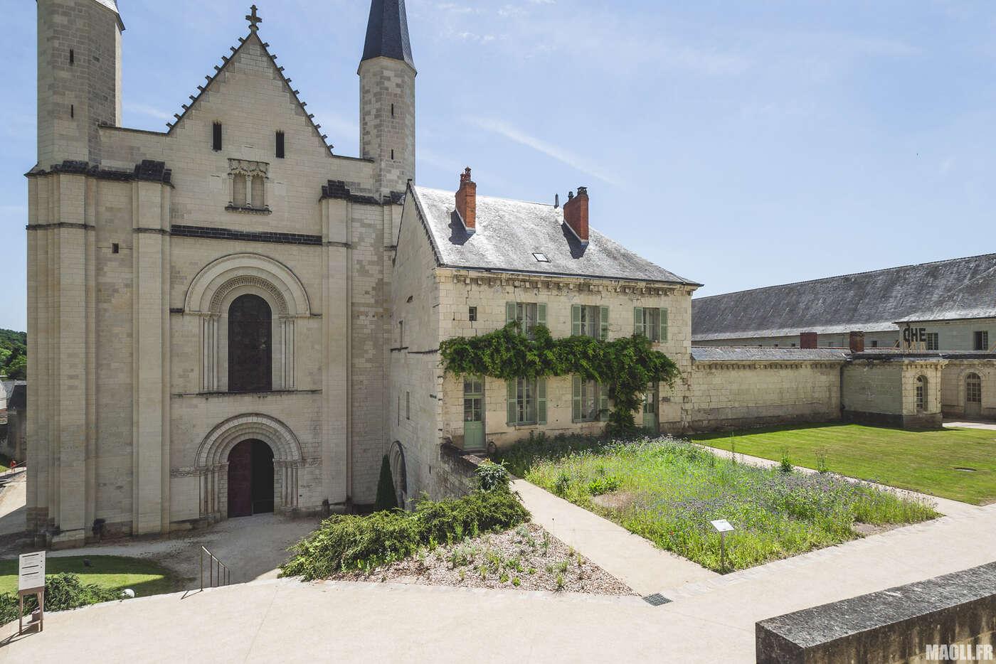 Eglise Abbaye Fontevraud