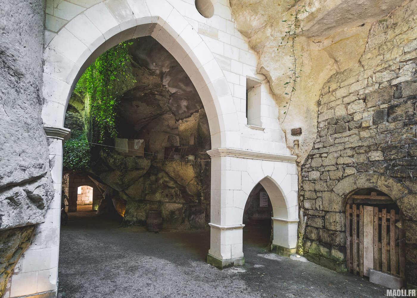Cave à Souzay-Champigny