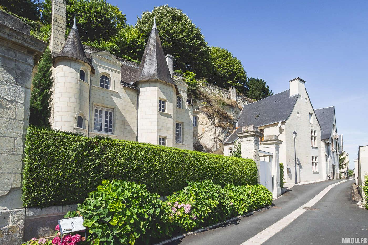 Maisons de Souzay-Champigny