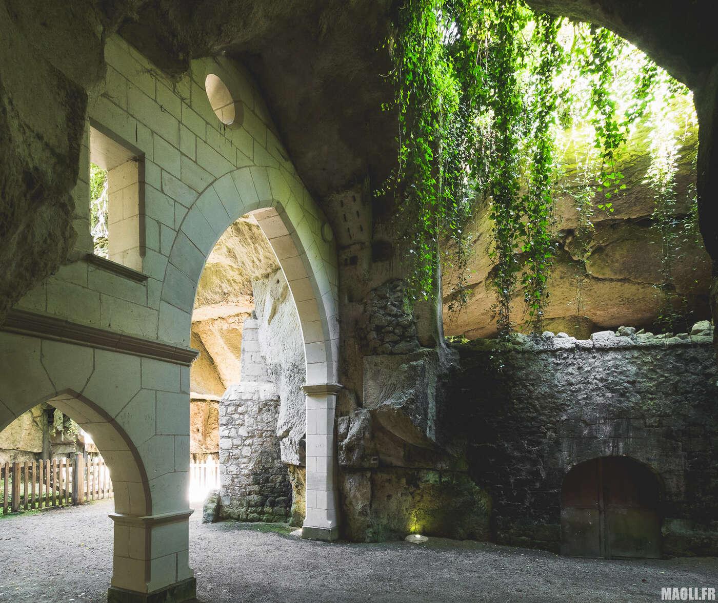 Cave de Souzay-Champigny