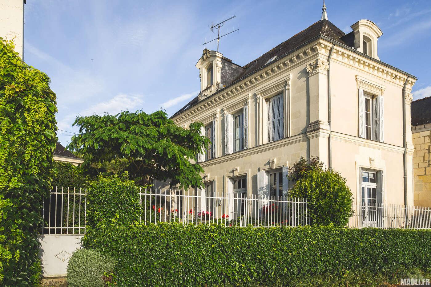 Maison du Thoureil
