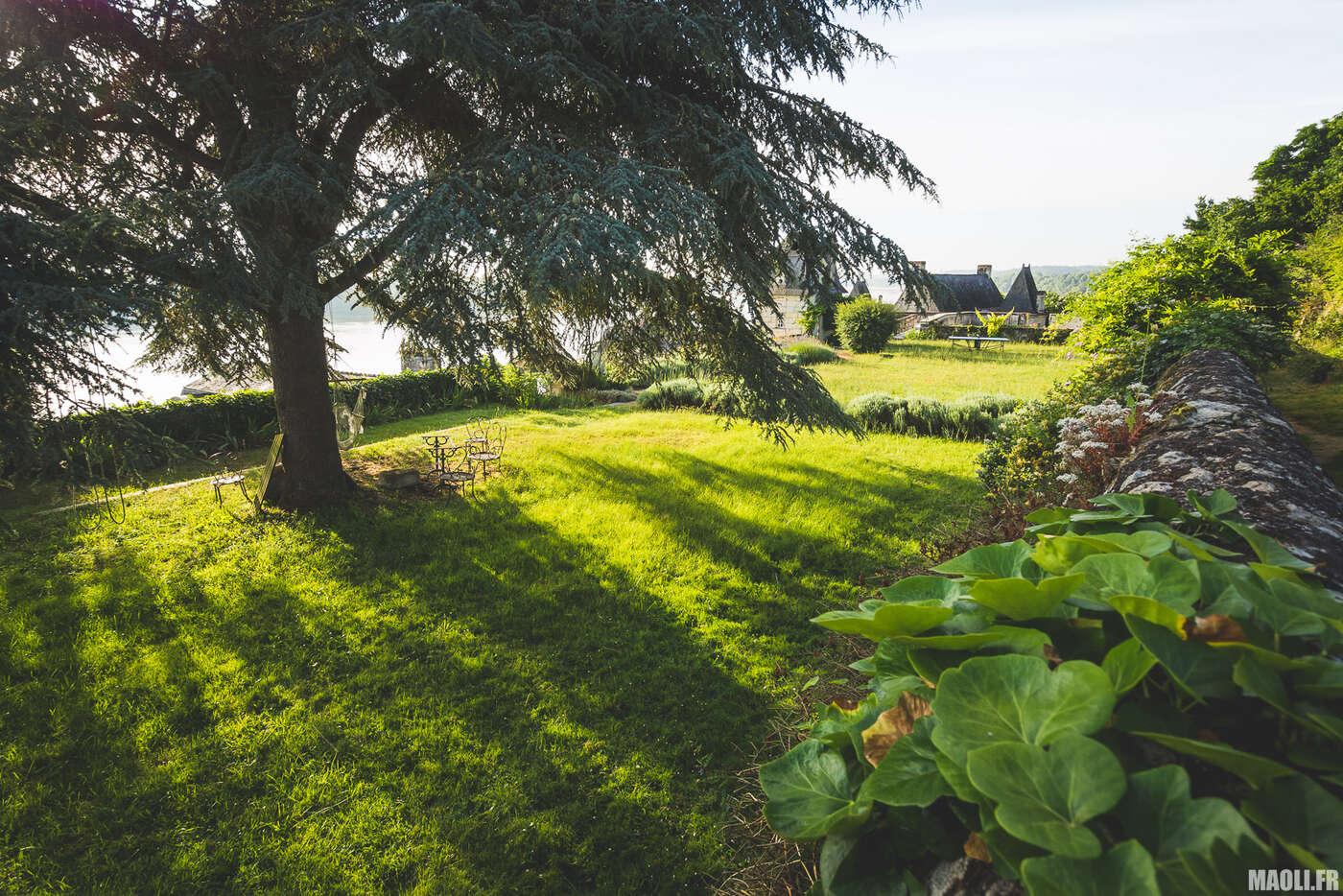 Jardin du Thoureil