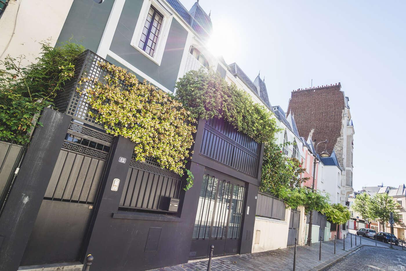Cité des Peupliers, Rue Dieulafoy