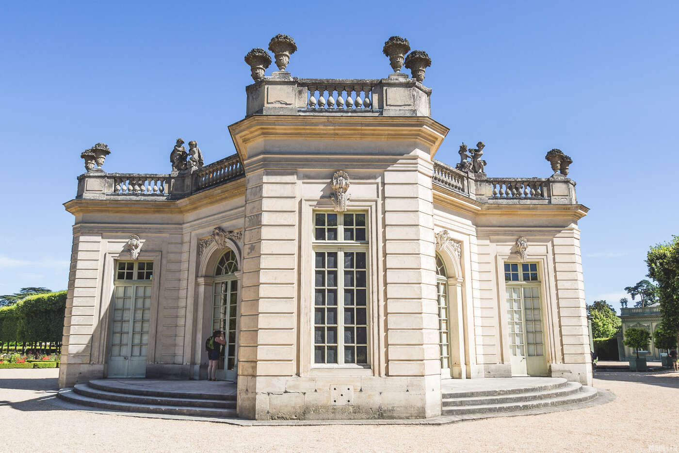 Pavillon Français, Jardins de Versailles