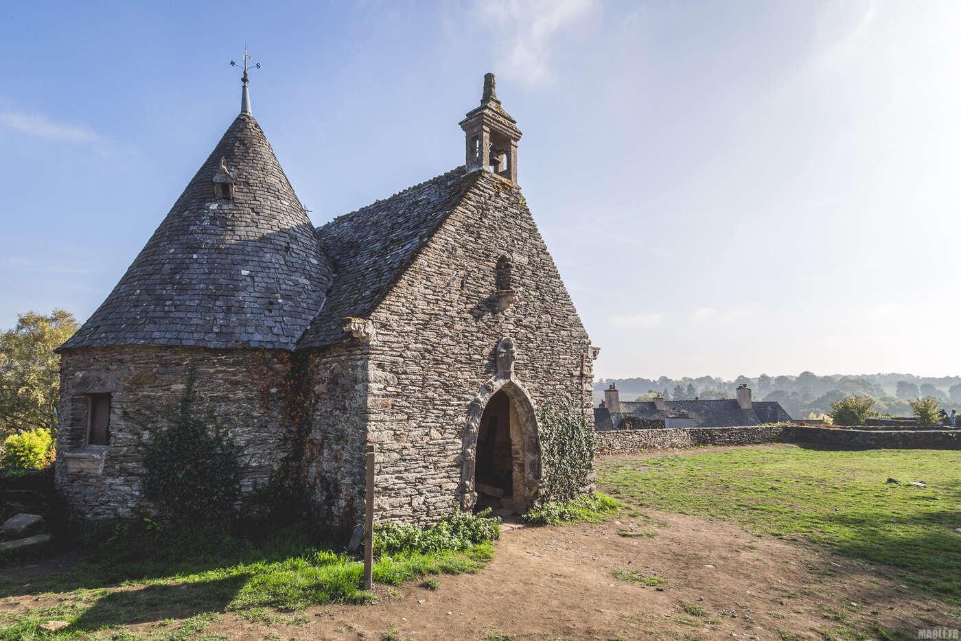 Chapelle du château de Rochefort-en-Terre