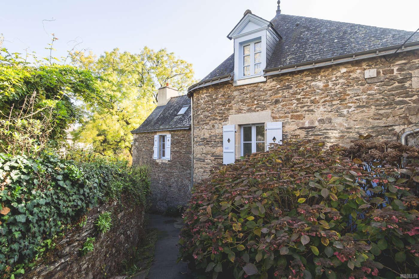 Petits chemin de Rochefort-en-Terre