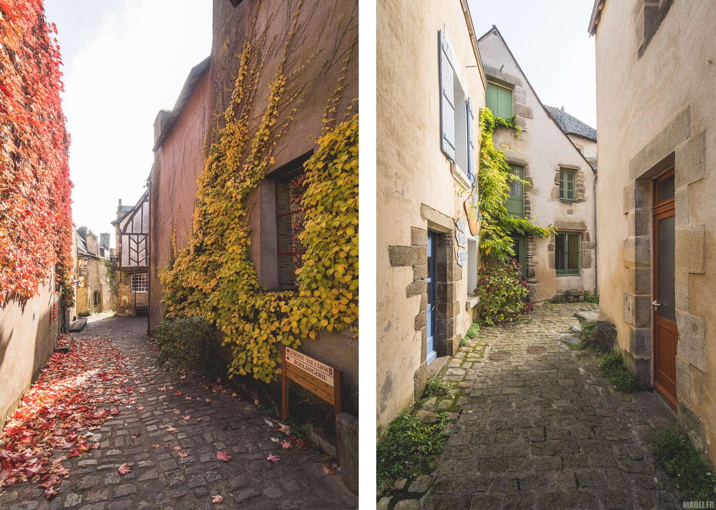 Venelles de Rochefort-en-Terre