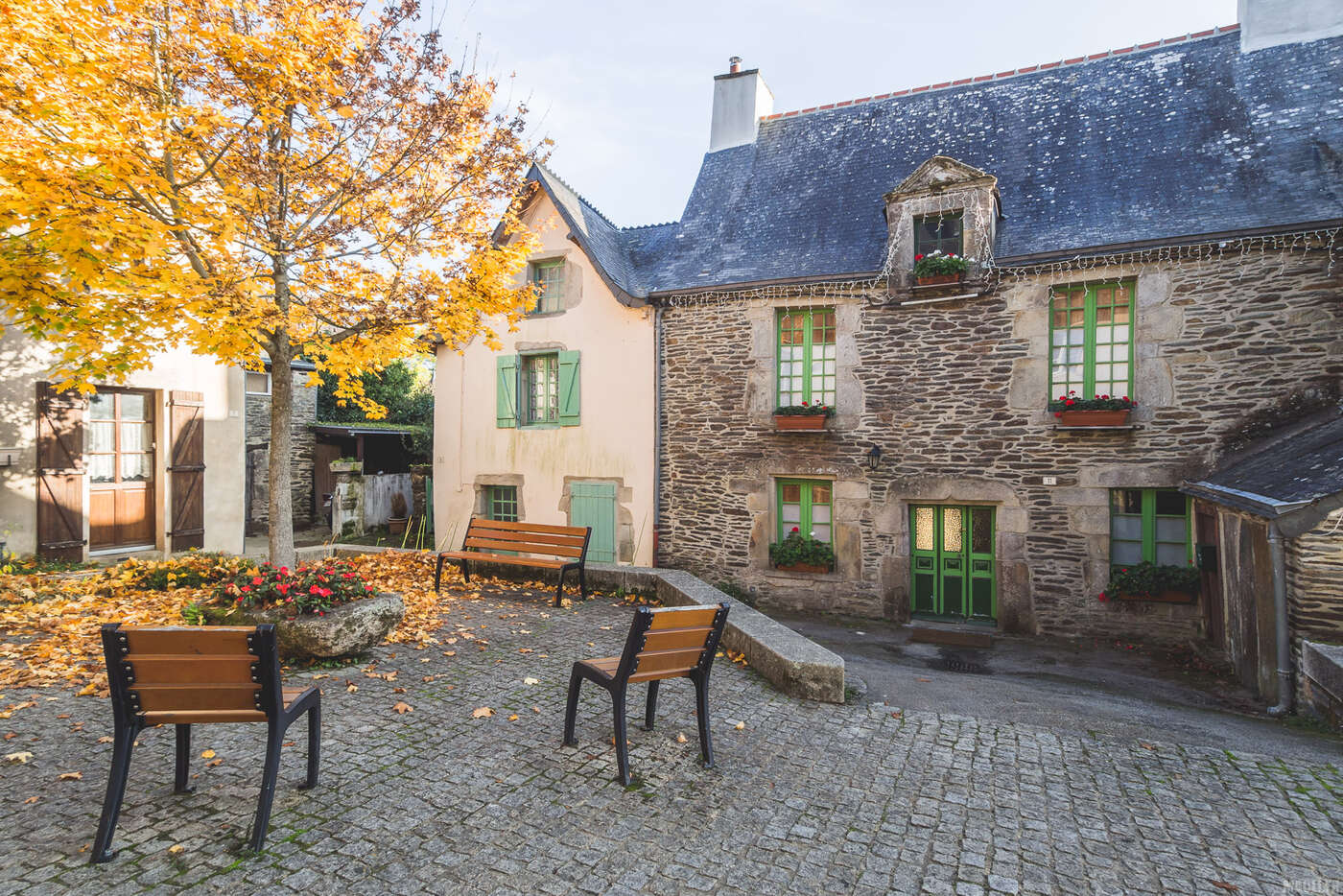 Rue Notre Dame de Tronchaye , Rochefort-en-Terre