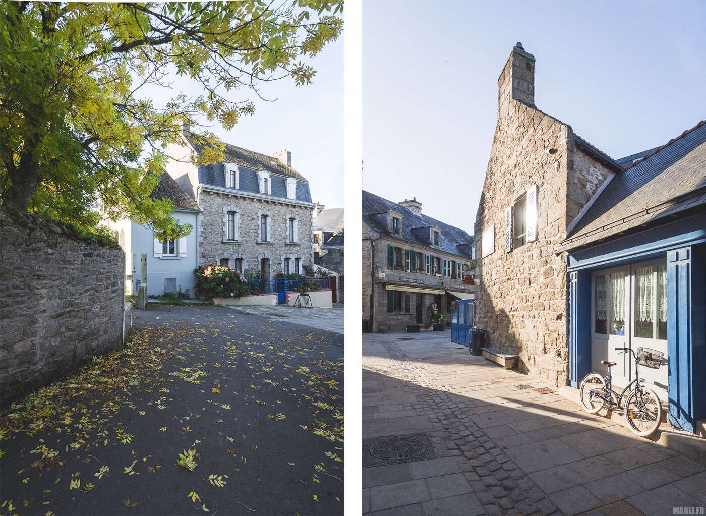 Rues de Concarneau