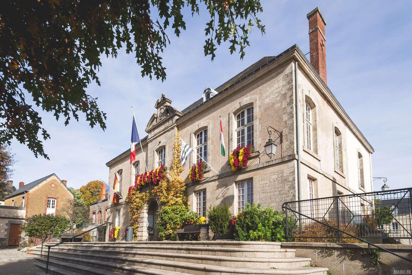 Mairie de Josselin