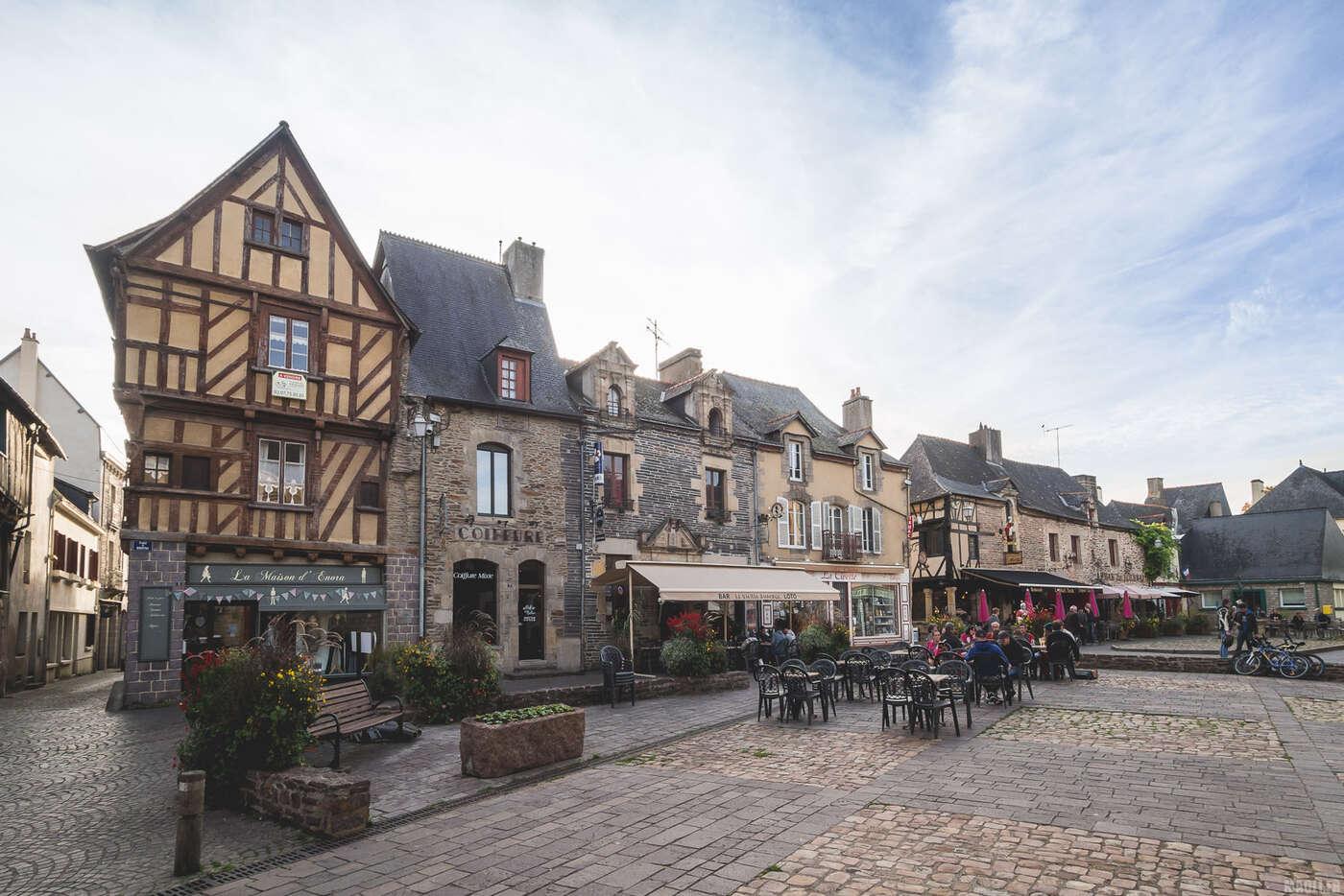Place de Malestroit