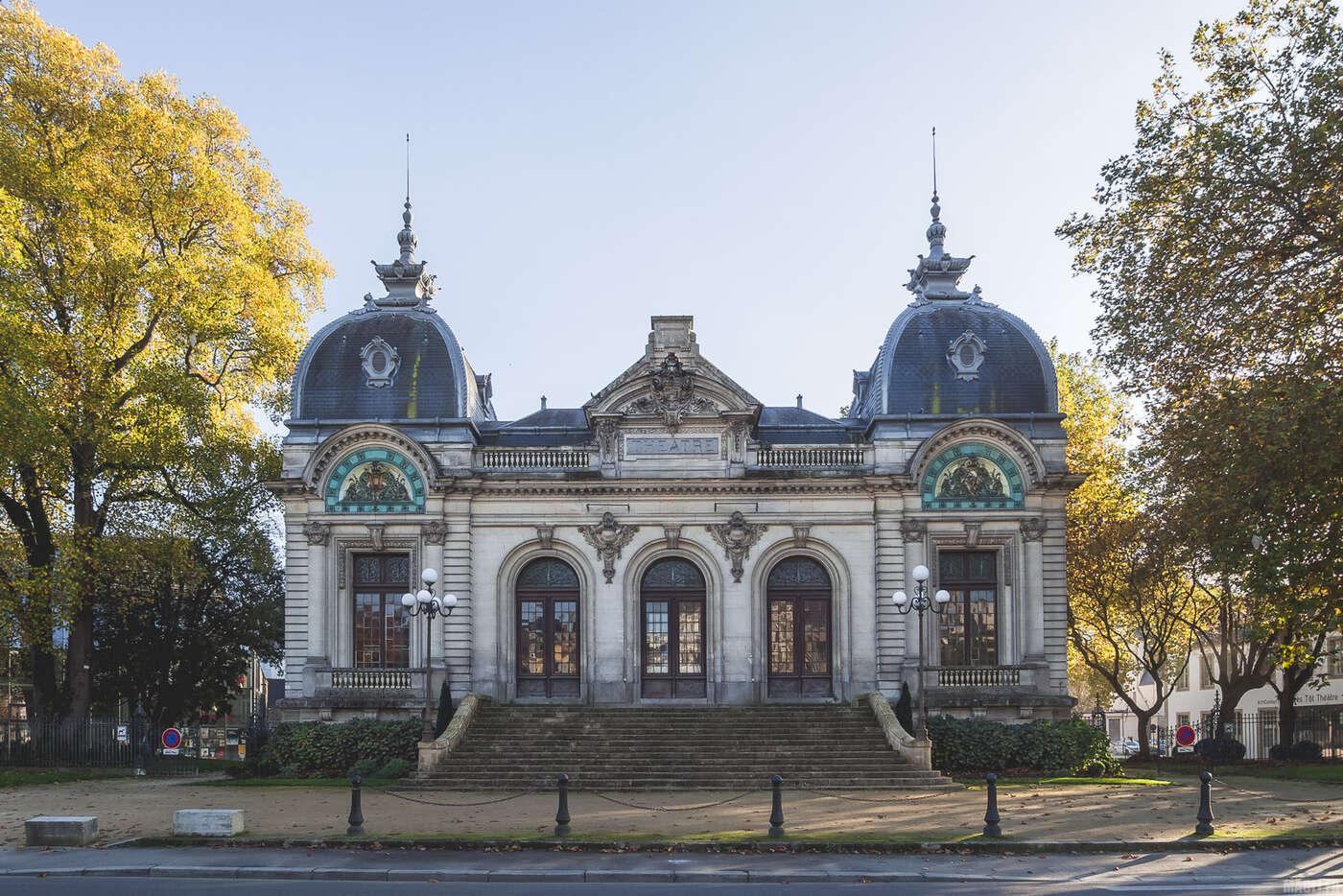 Théâtre Max-Jacob, Quimper