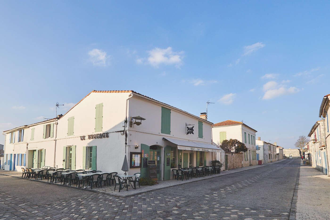 Restaurant le Brouage