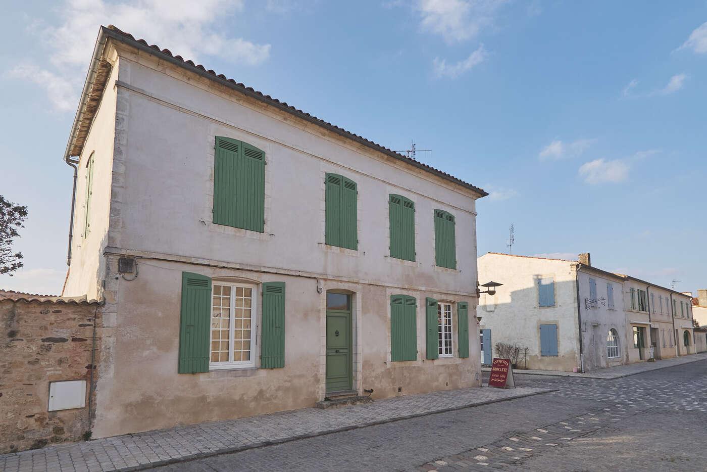 Maison de Brouage