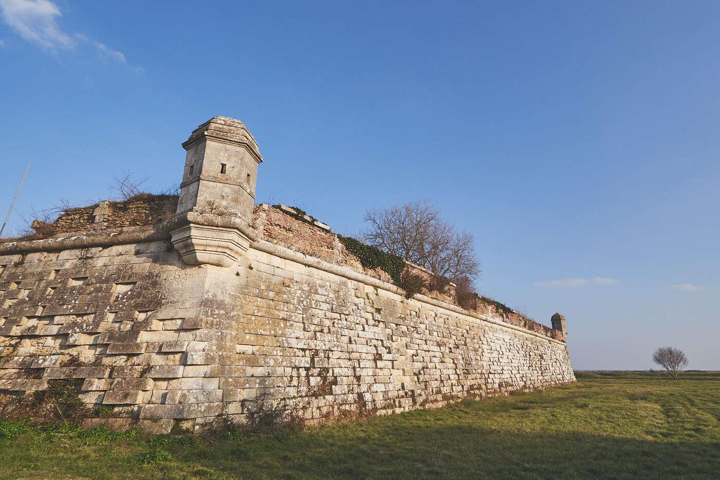 Fortification de Brouage