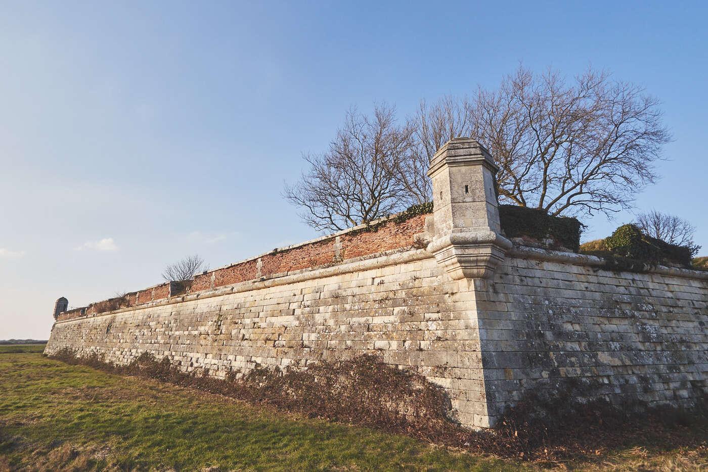 Fortifications de Brouage