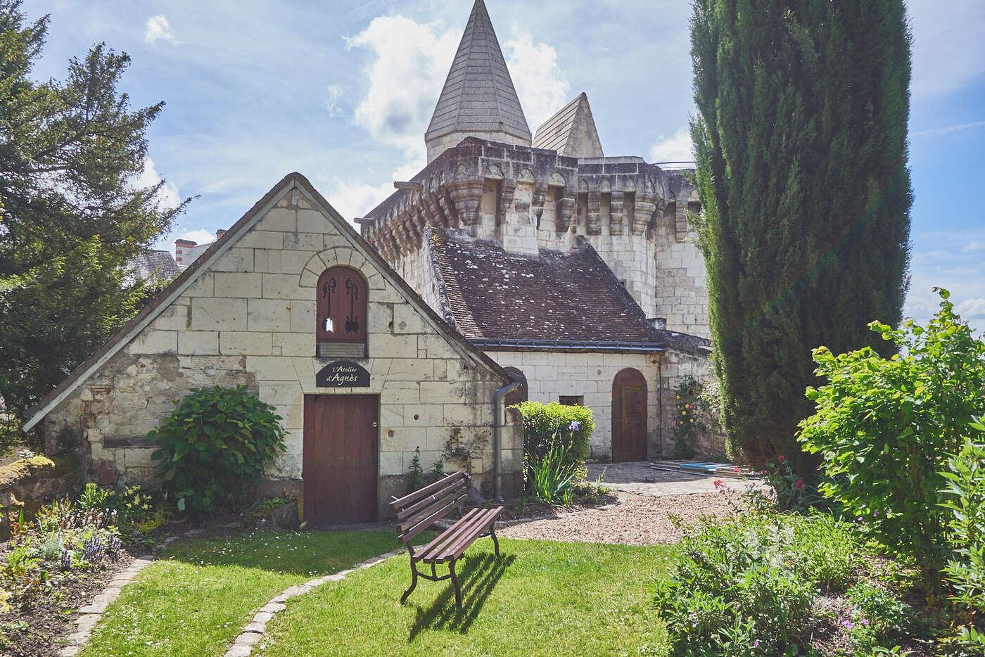 Jardin de la Maison-Musée Lansyer