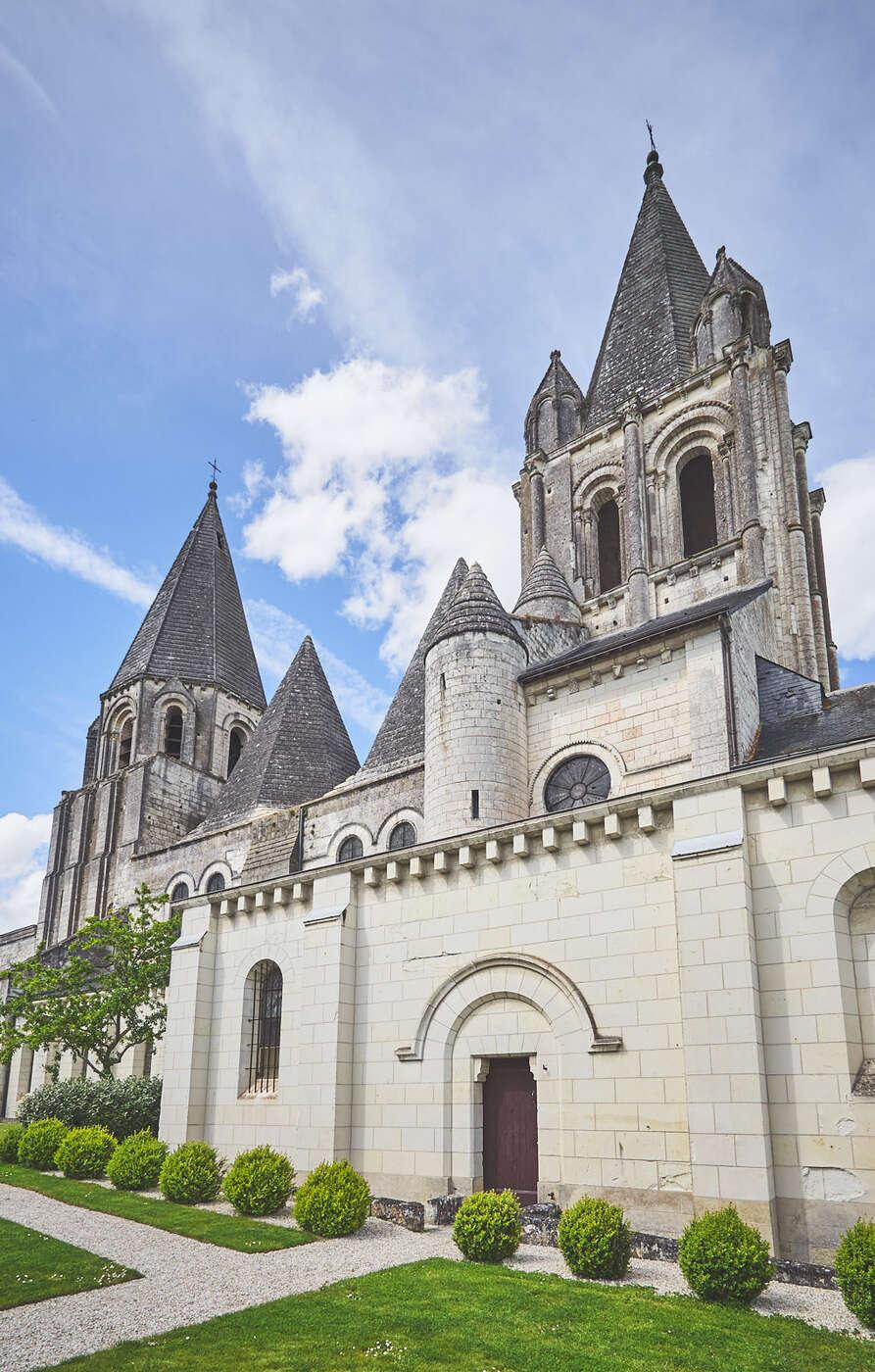 Collégial Saint-Ours à Loches