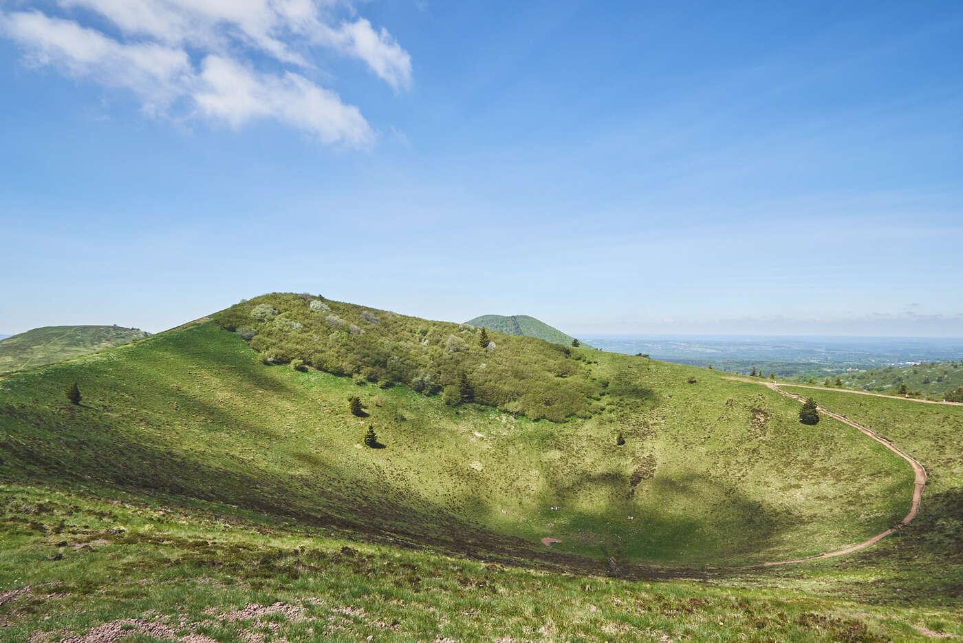 Cratère du Puy Pariou