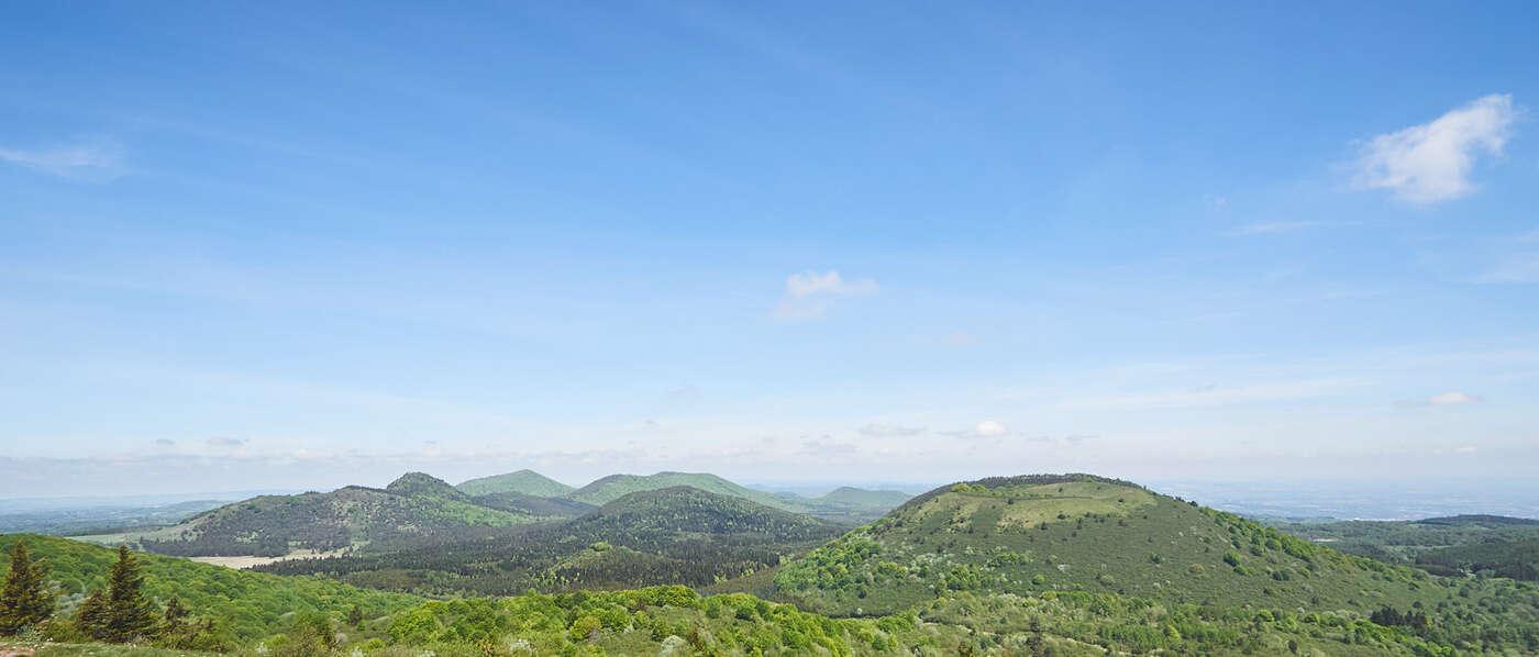Les Puys d'Auvergne