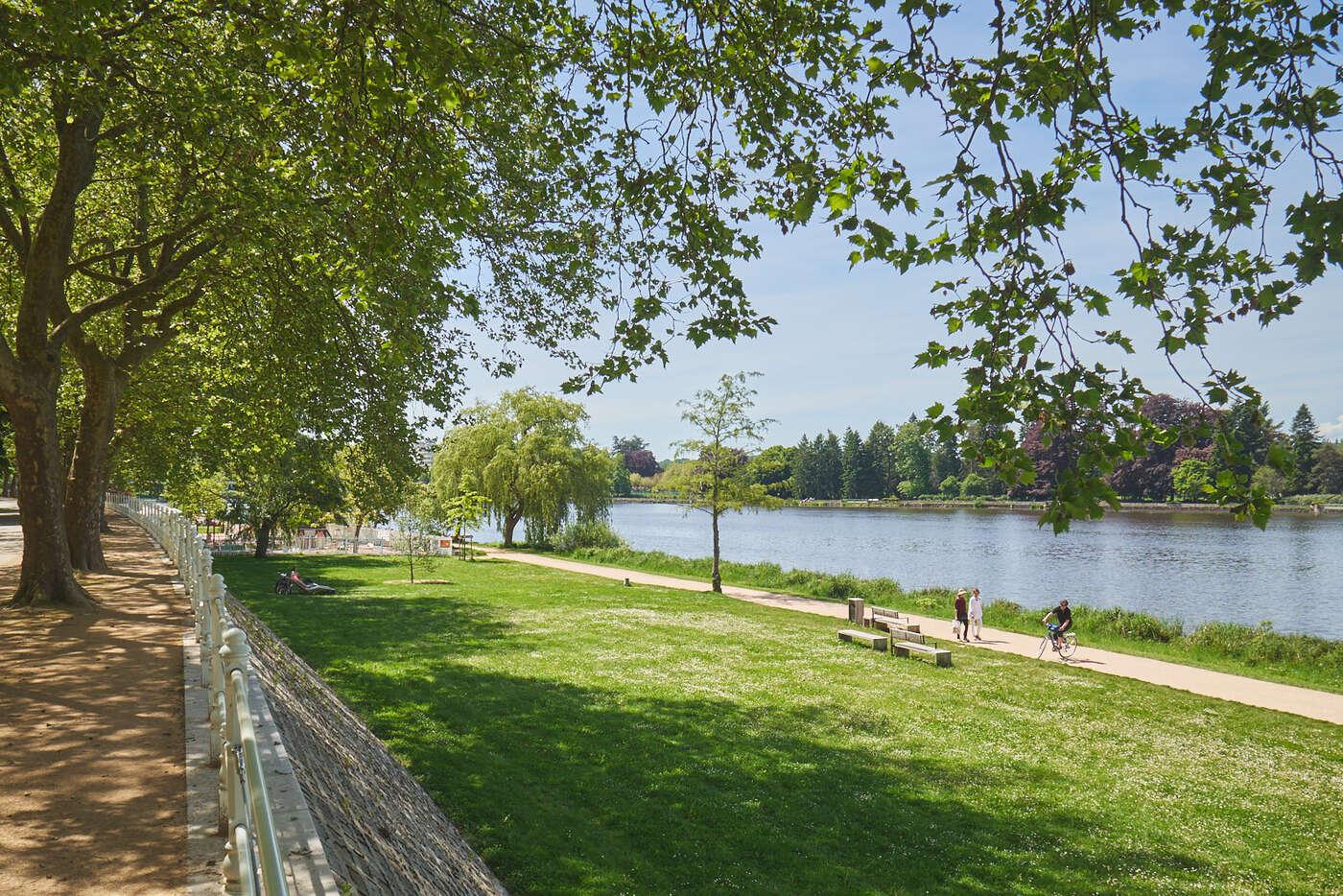 Parc Napoléon III à Vichy