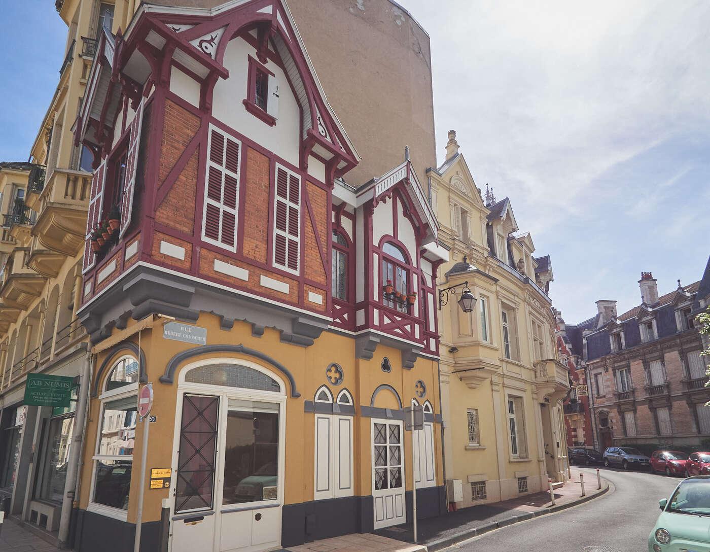 Maison du concierge, Vichy