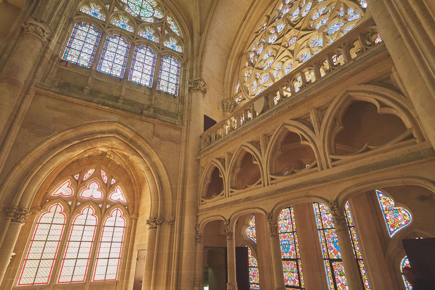 Chapelle du château de Pierrefonds
