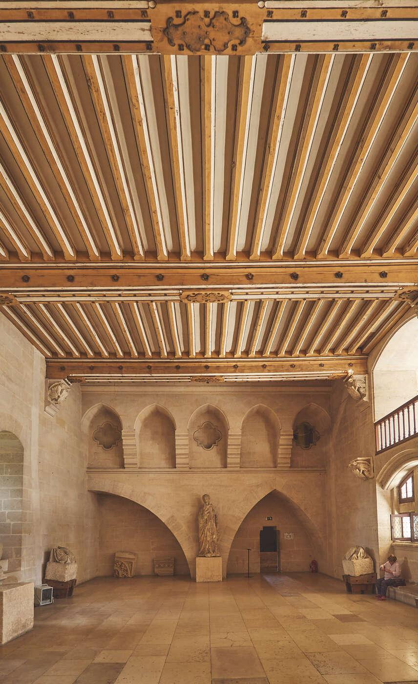 Salles des gardes du château de Pierrefonds