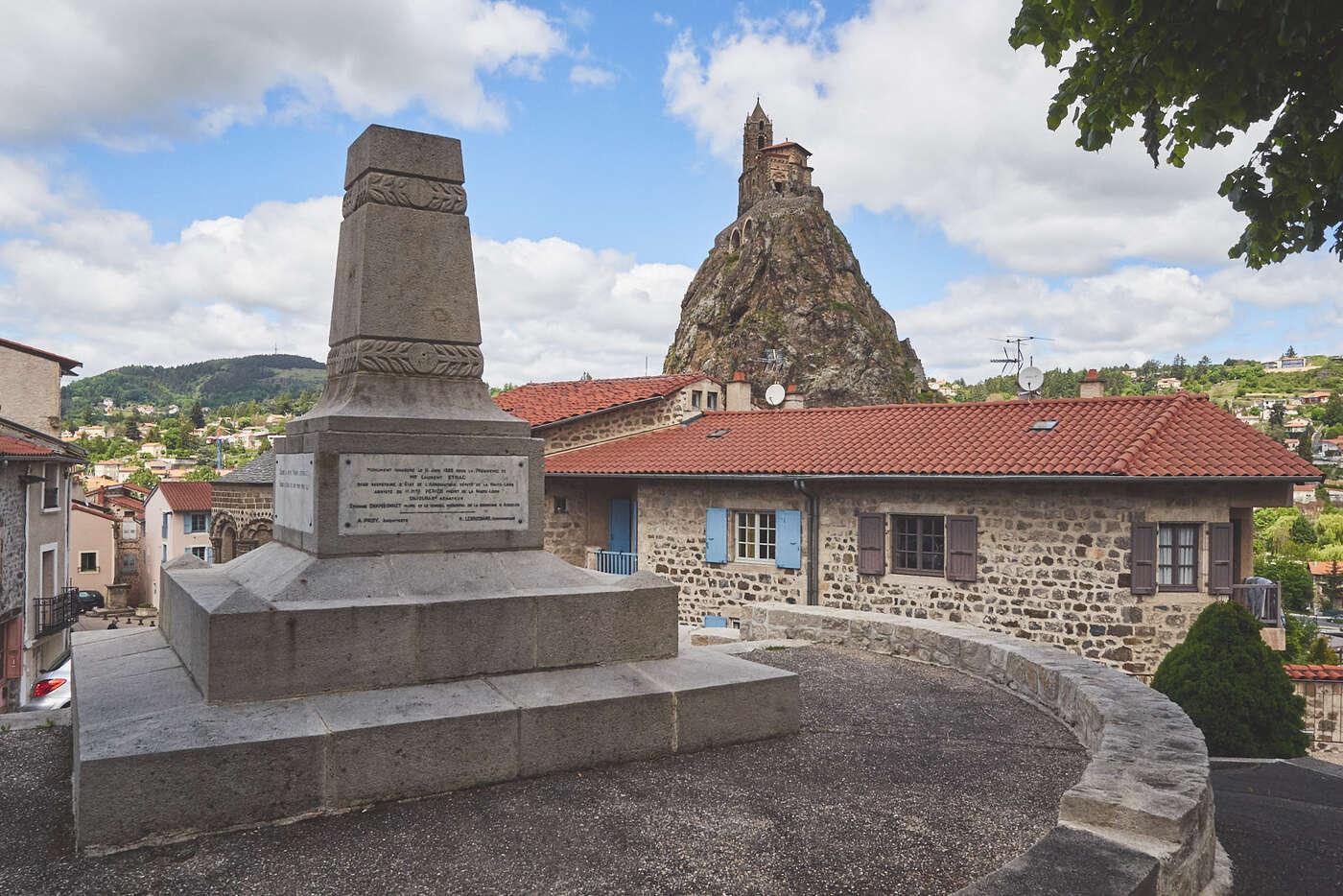 Monument aux morts de Aiguilhe