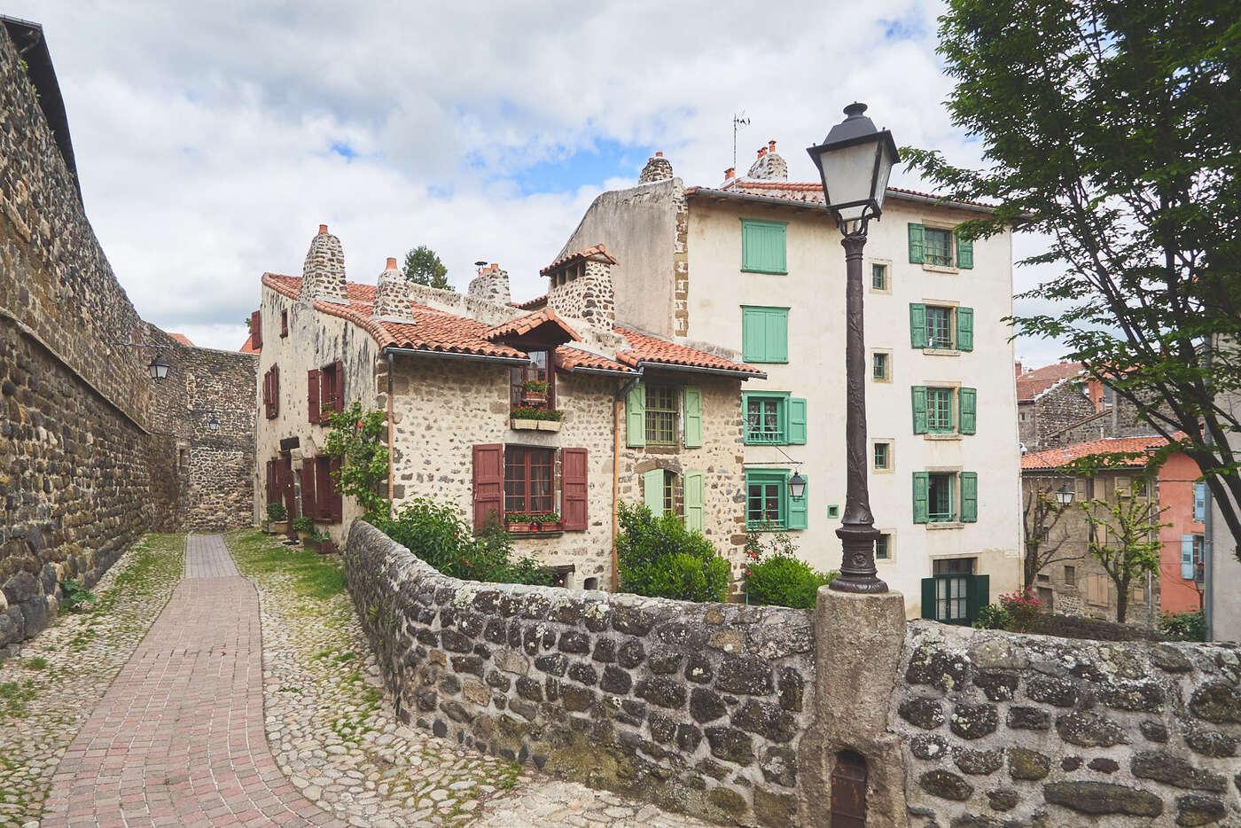 Rue Sous Sainte Claire, Puy-en-Velay