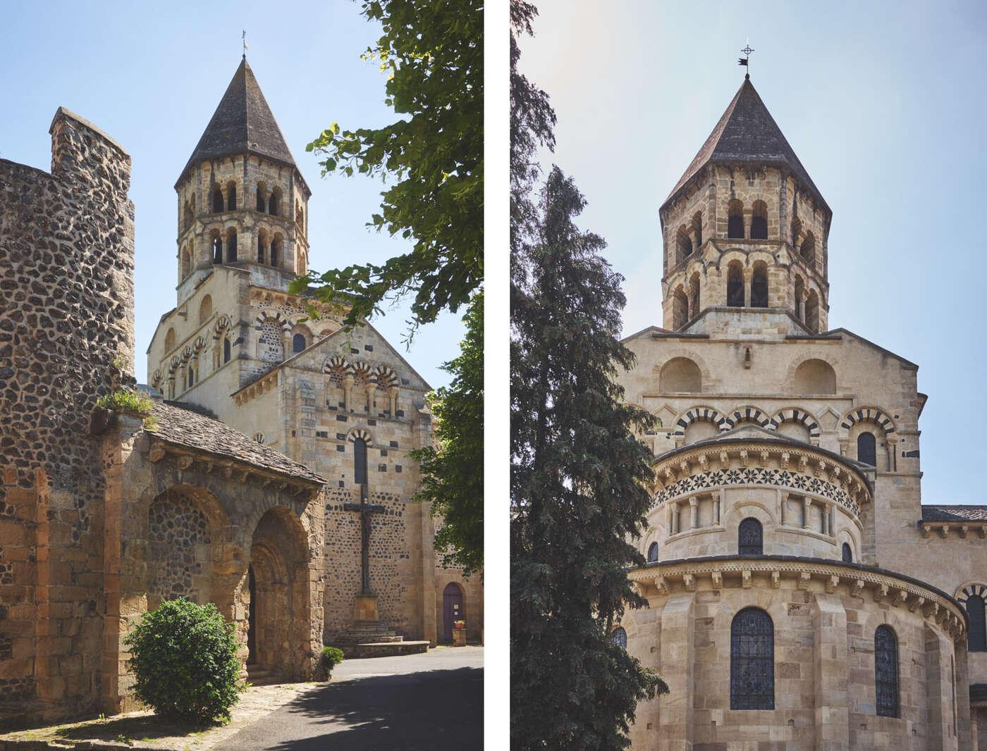 Clocher Notre-Dame de Saint-Saturnin