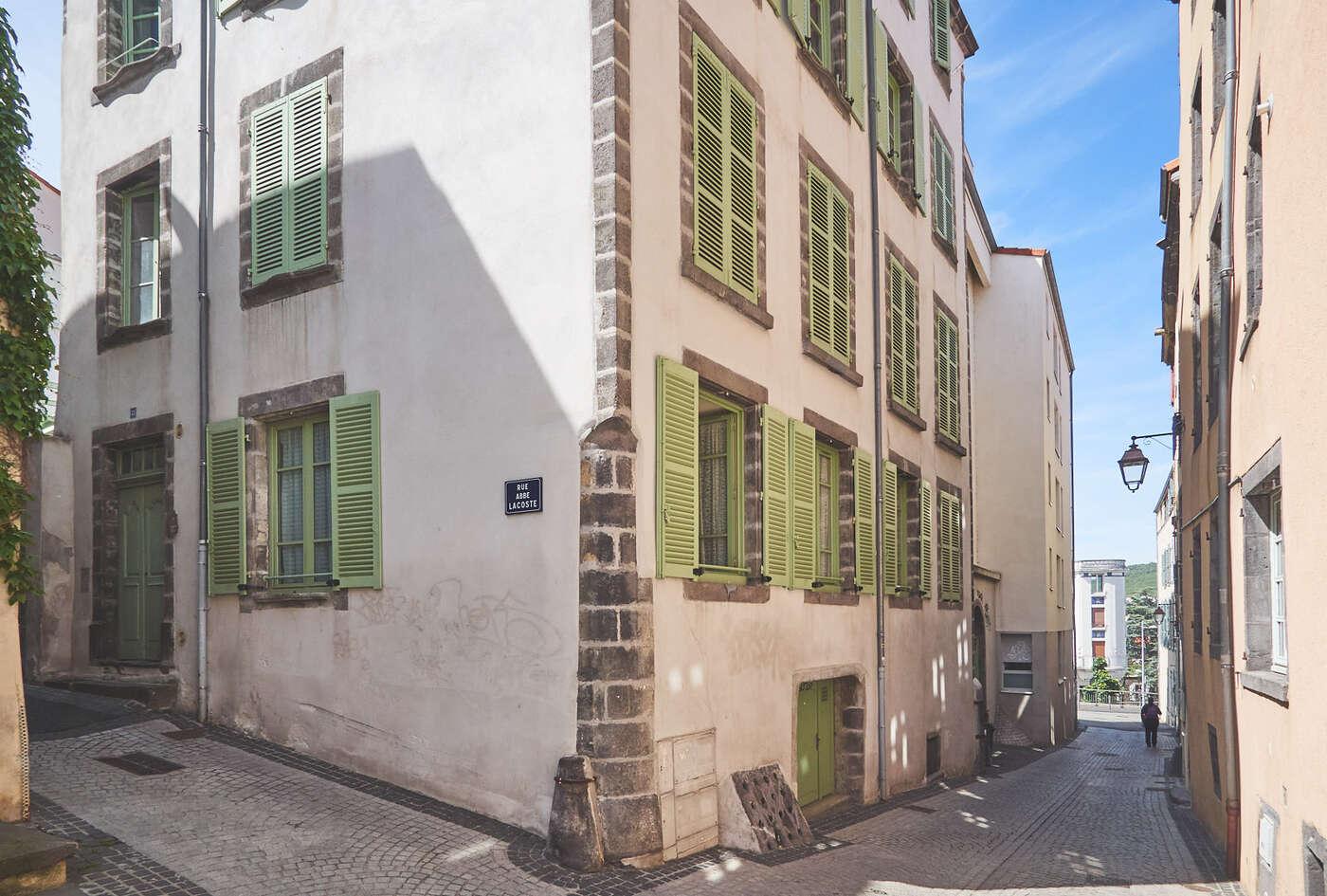 Immeuble Rue Abbé Lacoste