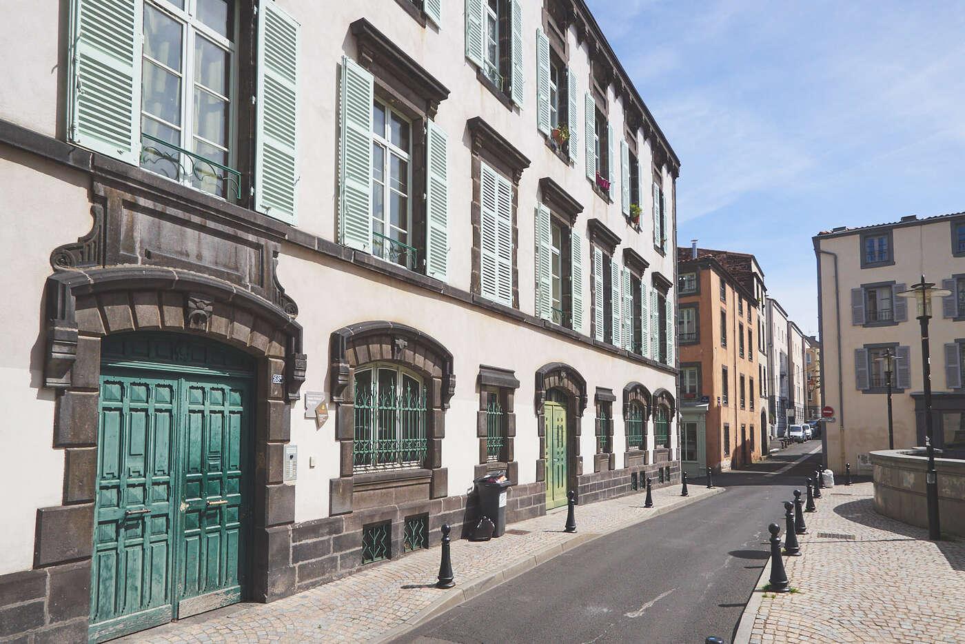 Immeuble Rue Villeneuve à Clermont-Ferrand