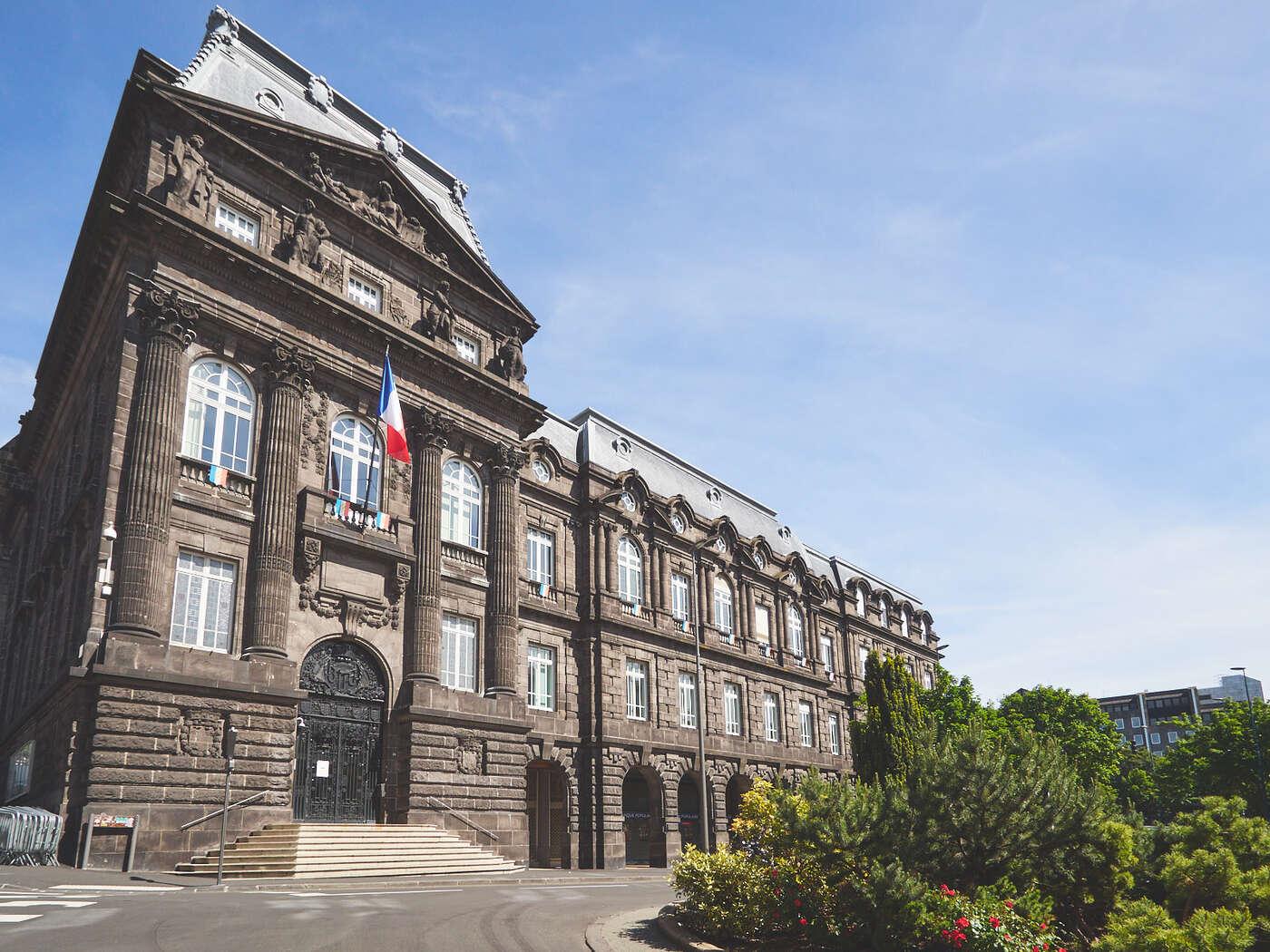 Préfecture de Clermont-Ferrand