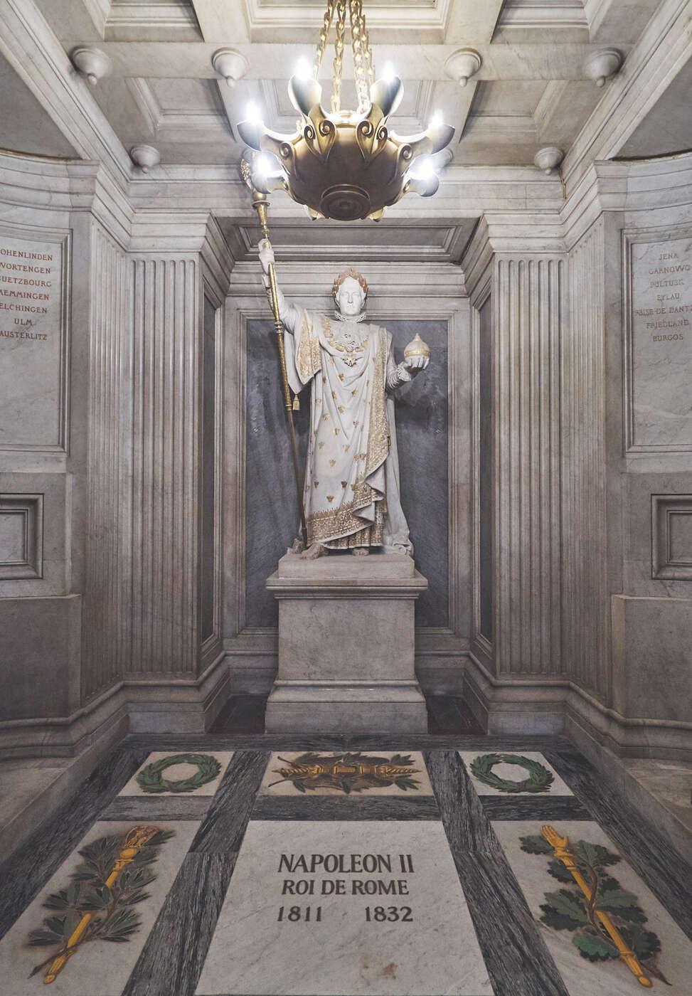 Tombe de Napoléon II, Roi de Rome